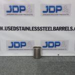 stainless steel beaker
