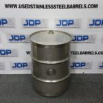 stainless steel barrel for maple syrup