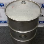 maple syrup drum
