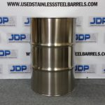 stainless drum