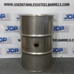 New Stainless Steel Wine Drum