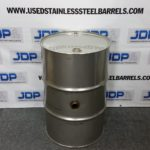 New Stainless Steel Wine Barrel