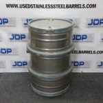 Briggs Stainless Steel Drum