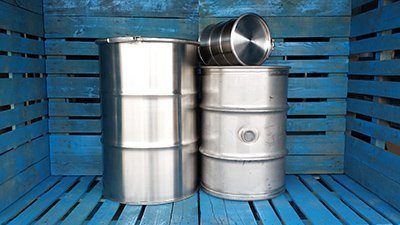 New Amp Used Stainless Steel Barrels Amp Plastic Barrelsused