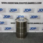 15 gallon stainless steel