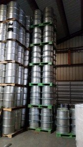 used stainless steel barrels