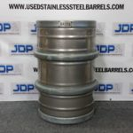 Briggs Drums Stainless Steel
